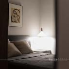 北欧暖色私宅,精致又个性|博睿设计_1595318739_4210294