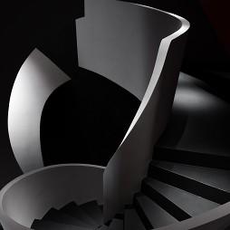 哈尔滨SOOYOU美容院楼梯设计