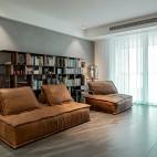 客厅书架设计图