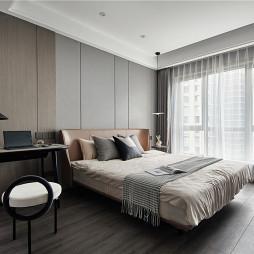 次卧室设计图