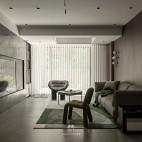 现代客厅地毯