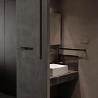 家用卫生间洗手台