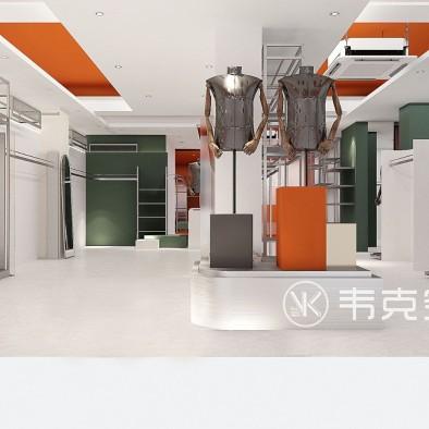 韦克丨爆品云批·构筑新零售概念店