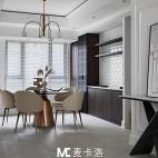 新中式餐厅吊灯图