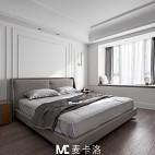 卧室小飘窗设计效果图
