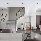 小复式楼梯效果图