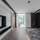 小型卧室电视墙装修效果图
