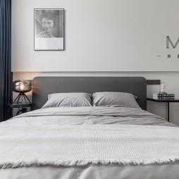 卧室床头挂画