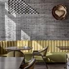 龙庭餐厅西直门店桌椅设计