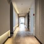 小琦君皮肤护理中心入口走廊设计