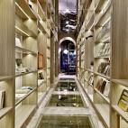 樊登书店书架设计图片