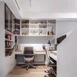 开放式书房设计图片
