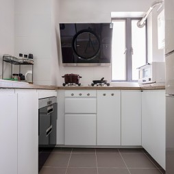 小厨房橱柜图