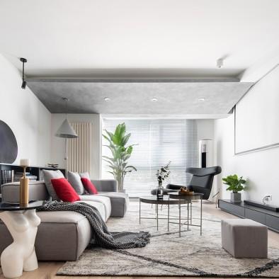 寓艺术于空间,这个家就是为了取悦自己!