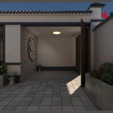 住宅设计--雄安罗萨大街私人住宅设计_1596361719
