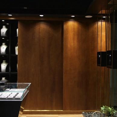 简线 - Sue&Leo珠宝品牌展示空间_1596436945_4223012