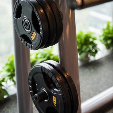 苜梵设计丨尼奥健身房:轻质解压的生活