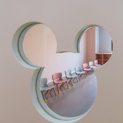 苜梵设计丨育博教育:童年的彩色课堂