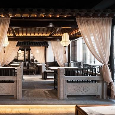 将文化与建筑融入餐饮,品味老城味道。_1596700690_4225379