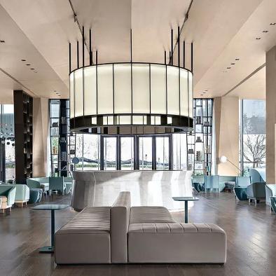 明德设计丨西安招商·城市主场