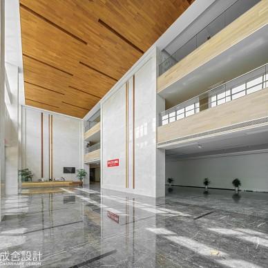 在现代科技中行走 | 贝尔集团办公楼设计_1597215913_4230832