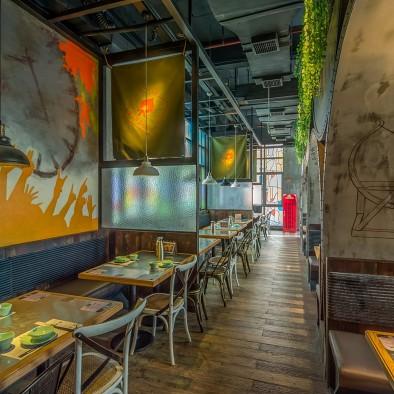 炭舍,林志玲和易建联都喜欢的打卡餐厅新店