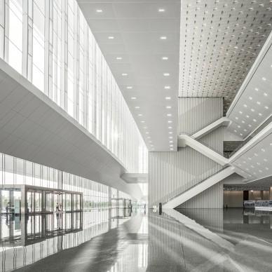 西安丝路国际会议中心(杨邦胜设计集团)_1597737601_4237054