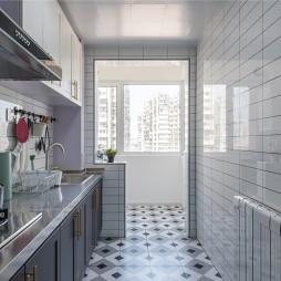 厨房地砖设计