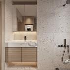 日式卫生间洗手台图片