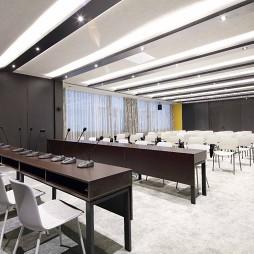 创想600文化艺术会议室设计图