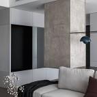 强迫症设计师的家:细节精致、储物超强_1598507370_4244303