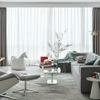 现代简洁客厅图片