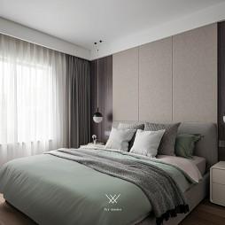 小次卧室内设计效果图