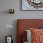 欧式卧室壁灯图