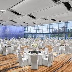 重庆来福士洲际酒店宴会厅设计
