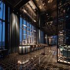 重庆来福士洲际酒店俱乐部设计图片