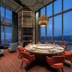 重庆来福士洲际酒店包房设计图
