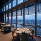 重庆来福士洲际酒店大堂设计图