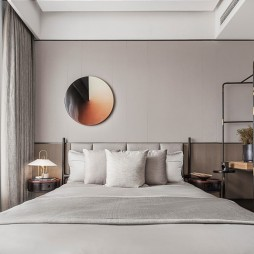 现代简约卧室灯