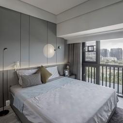 卧室壁灯装修效果图