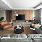 现代风格l型沙发图片