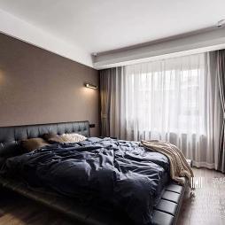 现代工业风卧室图片