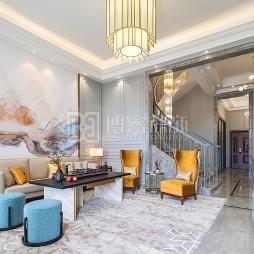 最新客厅装修图片