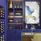 室内吧台酒柜图片
