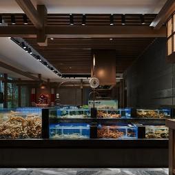 名人名家餐饮店食品展示区设计