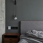 灰色卧室装修