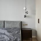 北欧卧室床头柜图片