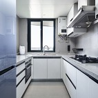 北欧大厨房装修效果图