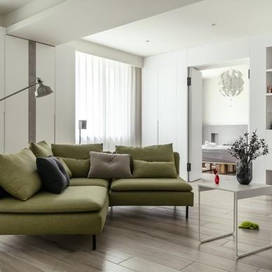 客厅沙发位设计图