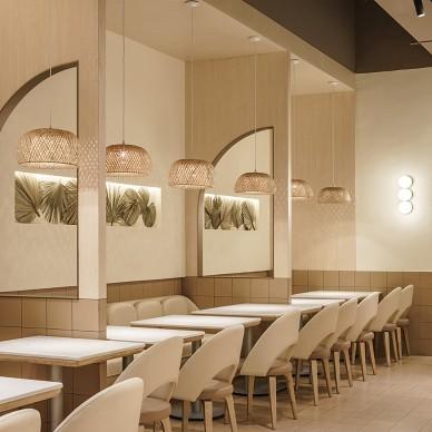 餐饮空间设计案例-川味堂全新的空间体验_1599101618